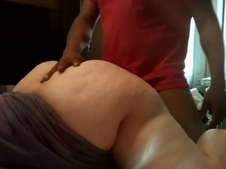 BIG BOOTY PAWG FUCKED FROM BEHIND