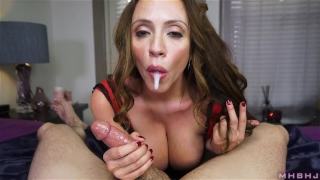 leah remini blowjob