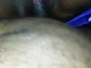 Ebony pussy getting dick it wants