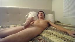 Teen Boy SloMo CumShot