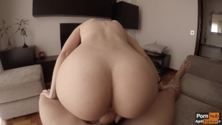 Morning creamy quickie to celebrate one million views ♡ (WITH CREAMPIE!) Fucks roleplay