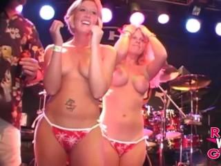 Jane seymour wedding crashers hot blondes bikini contest out of control realwildgirls big boobs coll