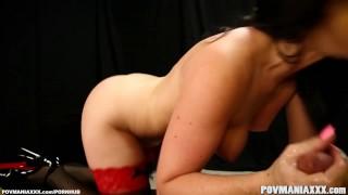 Dirty Jennifer White Sucks Cock Muff top