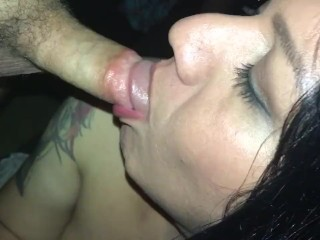 Preview 5 of Good cock sucking from a friend