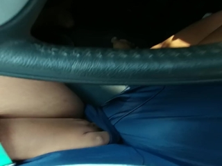 Preview 2 of Masturbating in a Parking Lot During Lunch