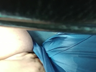 Preview 3 of Masturbating in a Parking Lot During Lunch