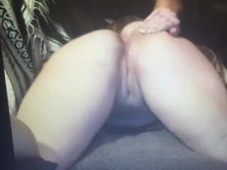 Masturbation/with watch me playing wet