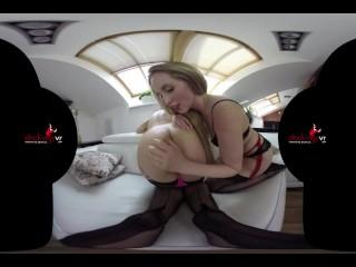 StockingsVR – Deep Anal Fisting