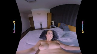 Antonia virtual sainz horny sexbabesvr with fucked girl porn fake