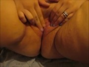 Two Girls & A 8 Inch Dildo Balls Deep In Pussy