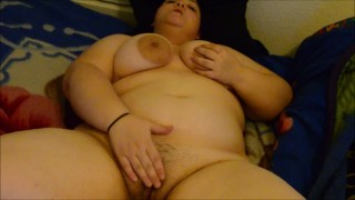 Bbw Yoshiko Horny and Playing with my Toys  horny masterbating big ass big tits bbw dildo chubby fat fucking