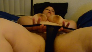 Bbw Yoshiko Horny and Playing with my Toys  horny big ass masterbating big tits bbw dildo chubby fat fucking