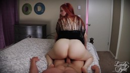 Succubus Fucks & Swallows Your Soul -Lady Fyre
