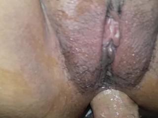 Butt fucking up close