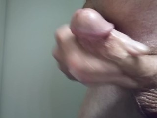Big Cock Morning Wave With Cumshot