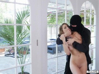 BANGBROS - Kimmy Granger Gets Fucked Rough By Home Invader