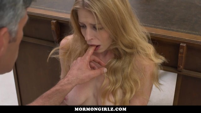Mormons nude Mormongirlz - red head exploited at church