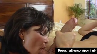 Texas Cougar Deauxma Gets Nice Hard Juicy Wet Ass Pounding! Big skinny
