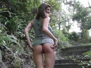 Taiwanese Nude Hardcore Fucking, Amber plays in a public park Masturbation Exclusive