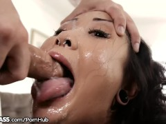 MyXXXPass Saya Song Nice and Sloppy Throating