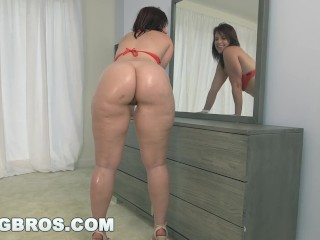BANGBROS - Curvy Virgo Peridot Gets Her Nice Big Ass Fucked Hard
