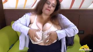 Busty Mature Latina