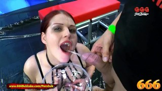 Curvy Emily Extrem Anal Pissing whore - 666Bukkake Spit young