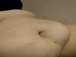Hot Bbw Belly Play