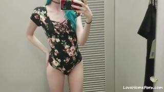 Dressing Room Slut Princess teen