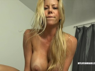 Cock fucked porn fuck anal hot milf alexis fawx makes a sex tape point of view mom mother big boob