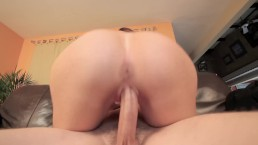 Sara Jay twerking that ass all over this dick