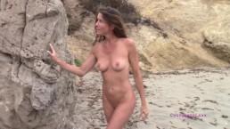 Nude in Malibu
