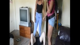 TSM - Coco and friend trample me