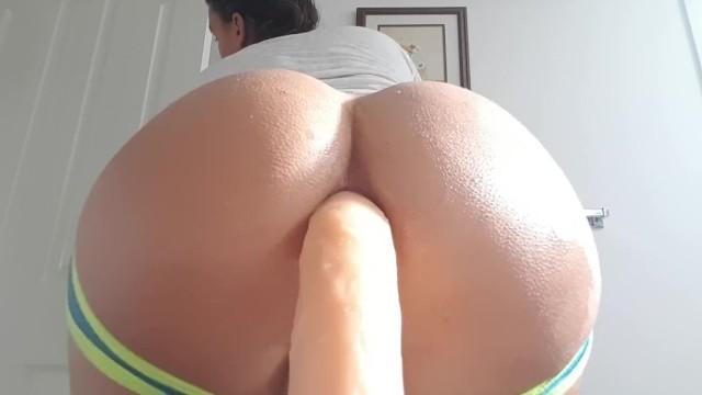 Juicy Farting Boy Pussy On A Big Dildo  Thumbzilla-9019