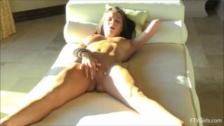 Leggy Stunner Lana from FTVGirls