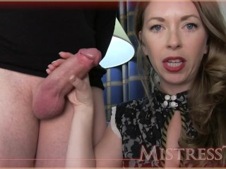 Mommy's cocksucking lesson