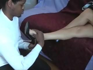 Jamie's Foot Slave