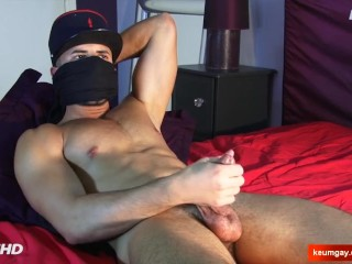 Your straight guy's cock for my own pleasure. Anis