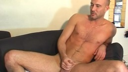 Your straight guy's cock for my own pleasure. David