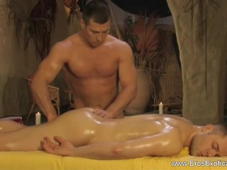 Gay Anal Massage Revealed