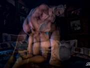 A Fateful Night - Ciri - Geralt - Doggy
