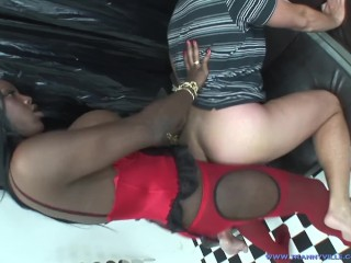 Lonely Guy Fantasizes About Tranny Fucking Him In The Ass At Work!
