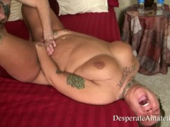 Ava devine gets horny and screws her plumber