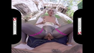 VRCosplayX.com Fuck Busty Assh Lee As Twintelle POV