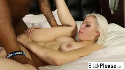 Lovely Jenna Ivory gets Rome Major's BBC