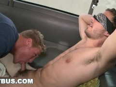 BAITBUS - Johnny Hunt Occupies Galvin Waters's Ass in Miami, Florida