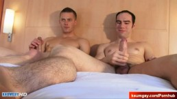 His straight guy's cock for my own pleasure. 2 real french str8 serviced.