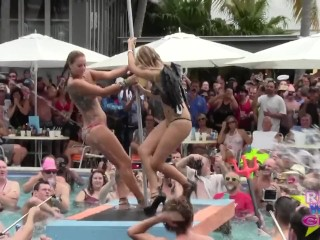 Wet-t Naked Sluts Key West Fest Uncut and Raw 2