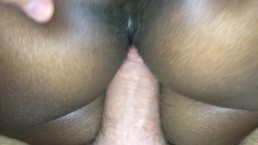 Another creampie for my sexy wife