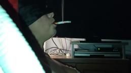 Blind smoke